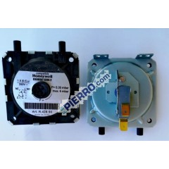 "Pressostato differenziale per aria per caldaie ""PRESSAIR"" compatibile ""HONEYWELL"" C6065 1390"