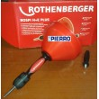 Sturatore rospi manuale/elettrico ROTHENBERGER ROSPI H+E PLUS